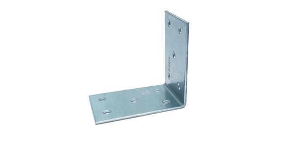 Lochplattenwinkel 60 x 60 x 40 x 2,0 Winkelverbinder