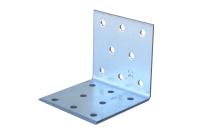 Lochplattenwinkel 60 x 60 x 60 x 2,0 Winkelverbinder