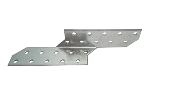 Sparrenpfettenanker 210 x 35 x 2,0 mm rechte Ausführung